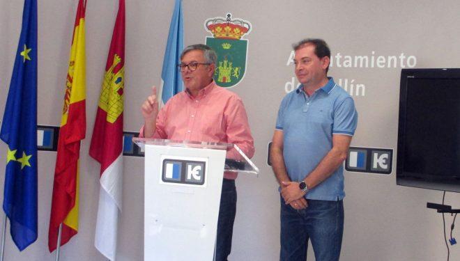 El equipo de gobierno municipal presenta una modificación de tres ordenanzas fiscales