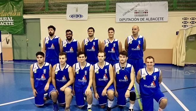 El AD Baloncesto Hellín perdió su buena racha en Villarrobledo