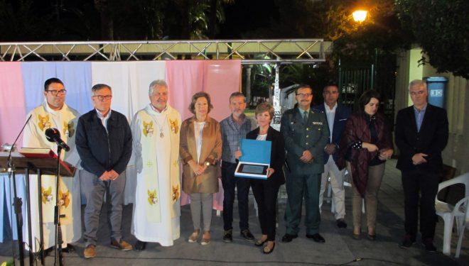 """Mariano Jiménez, distinguido, a  título póstumo, con el premio """"Una Corona para la Solidaridad Hellinera"""""""