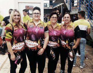 La hellinera, Almudena Fajardo, Campeona de Dardos Electrónicos