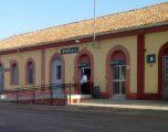 Moción del PSOE y AEH para el mantenimiento de las paradas de los trenes de pasajeros