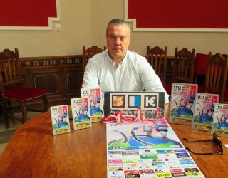"""Presentada la Media Marathon Ciudad de Hellín """"Honorio Cifo"""""""