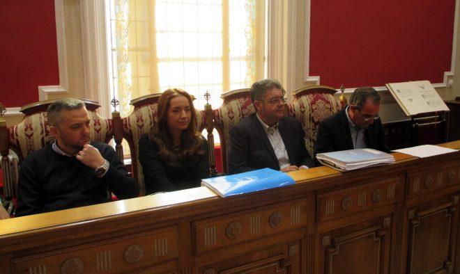 Concejales del PP de Hellín / EFDH.
