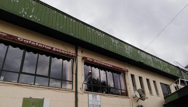 El PP denuncia el mal estado de las instalaciones de la Estación de Autobuses