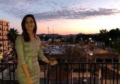 Ana Botía González, una joven de 25 años, nueva notaria de Hellín