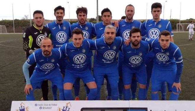 Nuevo empate del Hellín en el Complejo Deportivo Josico de Isso