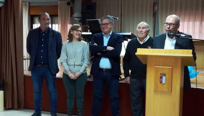 El Centro de Mayores celebró su 40º Aniversario