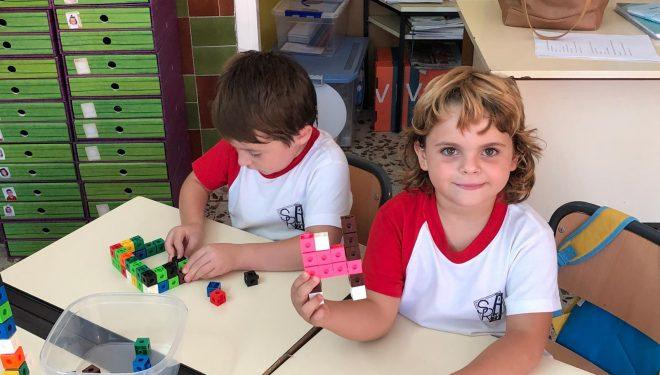 El Colegio San Rafael impulsa una nueva forma de aprender Matemáticas