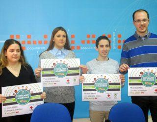 """De nuevo NN GG pone en marcha su campaña """"Populares Solidarios"""" de recogida de alimentos"""