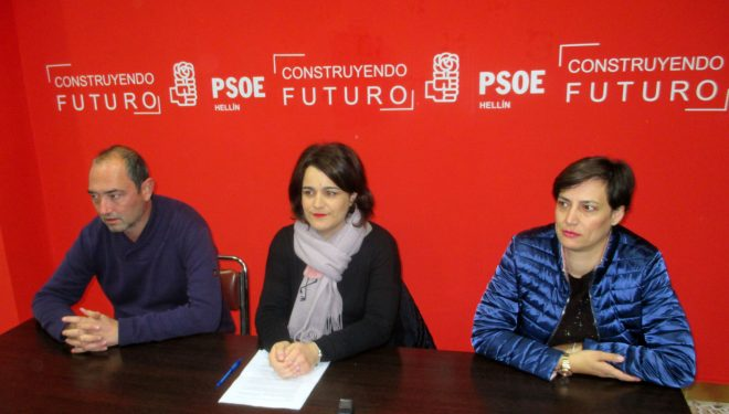 """Replica del PSOE, ante las críticas del PP sobre """"el estado de abandono""""  de la pedanía de Isso"""