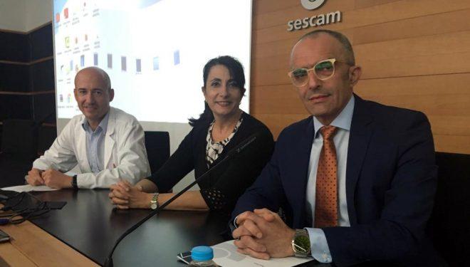 Jornada de Atención Integrada del SESCAM en el Hospital Comarcal de Hellín