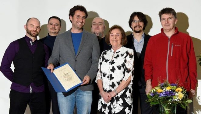 El investigador hellinero Carmelo Andújar recibe el «20 R.J.H. Hintelmann Scientific Award for Zoological Systematics»