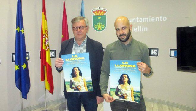 """Presentación de """"La Llorona"""", nuevo cortometraje de Ismael Olivares"""