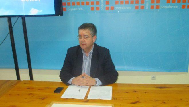 Según Moreno Moya el PP ha salido reforzado tras la Convención Nacional