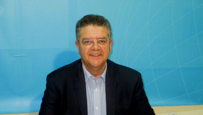 Moreno Moya critica la política de García Page y presenta las líneas maestras del PP