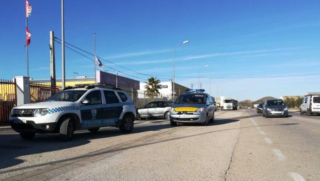 La Policía Local lleva a cabo una nueva campaña sobre vigilancia y control de la velocidad de los vehículos en el casco urbano