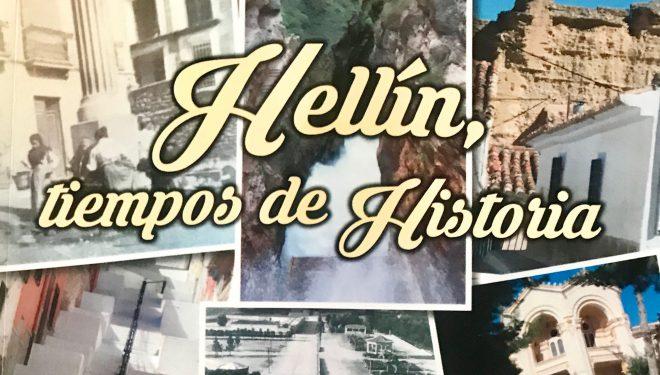 """""""Hellín, tiempos de Historia"""", nuevo  libro de Fructuoso Díaz Carrillo"""