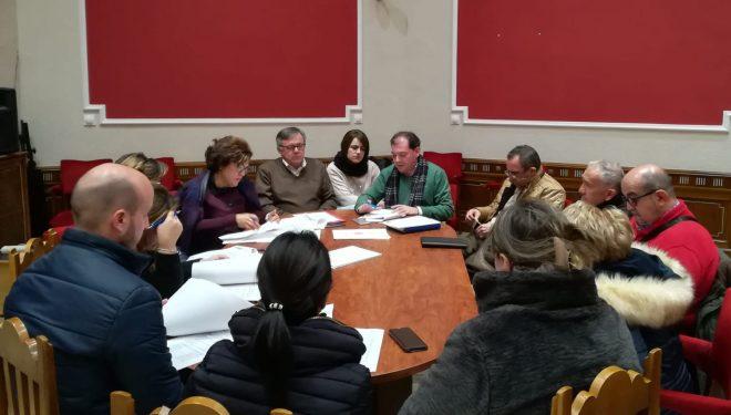 Se reúne el Consejo de Participación Ciudadana con el equipo de gobierno municipal