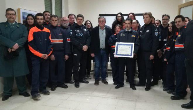 Inaugurado el nuevo local de Protección Civil