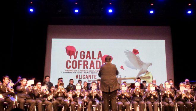Un concierto en Alicante inició las actividades previstas en Cuaresma