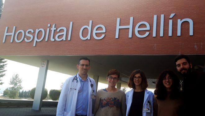 El Hospital de Hellín inicia la asistencia Domiciliaria de Cuidados Paliativos