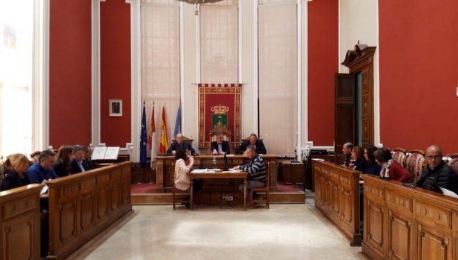 La moción de Ciudadanos solicitando la creación de un Consejo de Juventud llevó la polémica al Pleno
