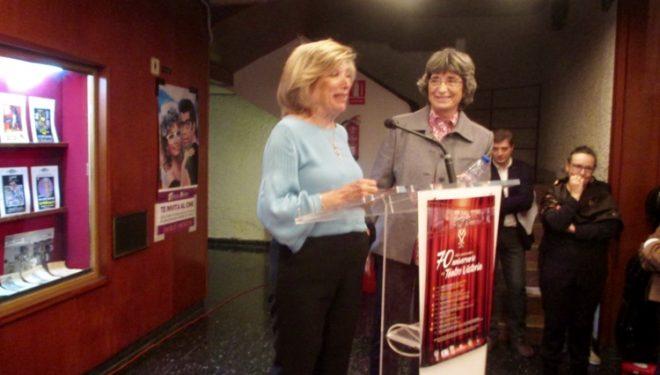El Teatro Victoria celebró la efeméride del 70 Aniversario de su fundación
