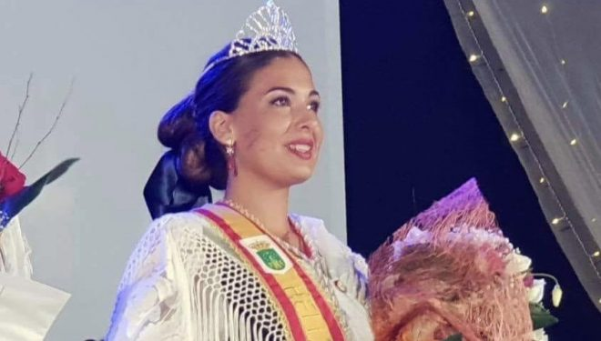 La hellinera Paula Díaz candidata a Reina del Sureste