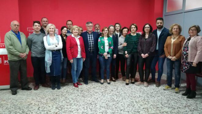 El PSOE da a conocer su candidatura para las elecciones locales