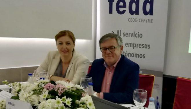 Encuentro entre FEDA y la Universidad de Castilla-La Mancha