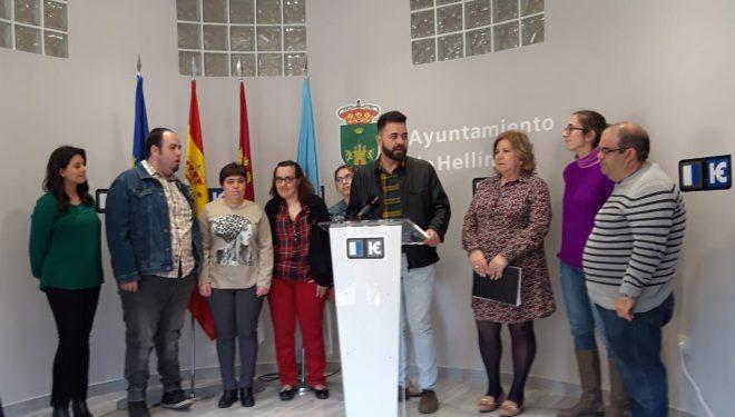 ASPRONA solicita la mejora de la accesibilidad cognitiva de la Piscina Cubierta
