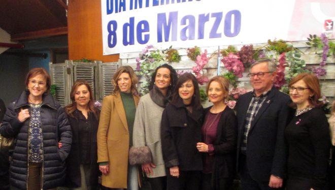 Gran acogida del Acto Institucional del Día de la Mujer