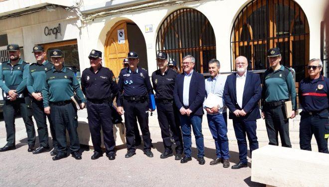 Se reúne la Junta Local de Seguridad Ciudadana