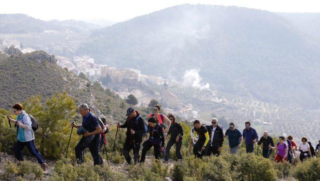 Espectacular Ruta de Senderismo de la Diputación en Yeste