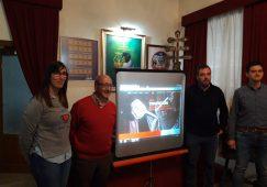 Presentación de la página Web de la Asociación de Peñas Tamborileras