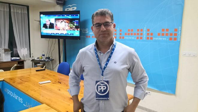 Manuel Serena, tras la debacle del PP, piensa ya en las elecciones locales