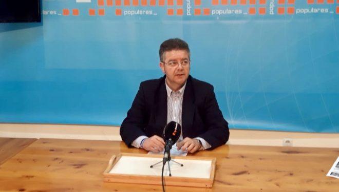Juan A. Moreno Moya, critica la intervención de Ramón García en el pregón de Semana Santa