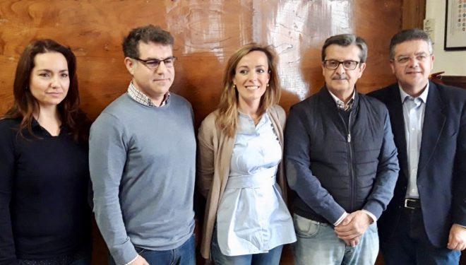 Carmen Navarro, candidata por el PP al Congreso de los Diputados,  presenta el programa electoral