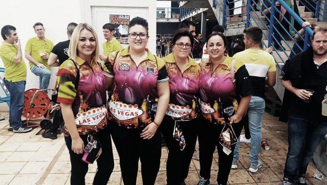 Almudena Fajardo consigue dos medallas en el Campeonato de Dardos Electónicos