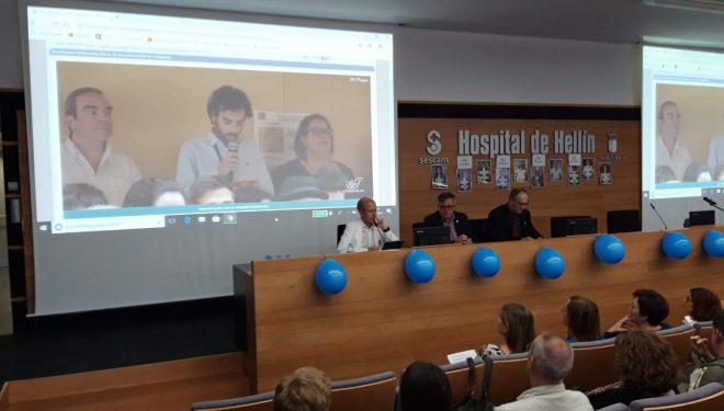 Jornadas de Autismo en el Hospital Comarcal de Hellín
