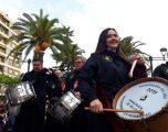 Encarnita Onrubia, Tamborilera del Año de la Semana Santa de Hellín