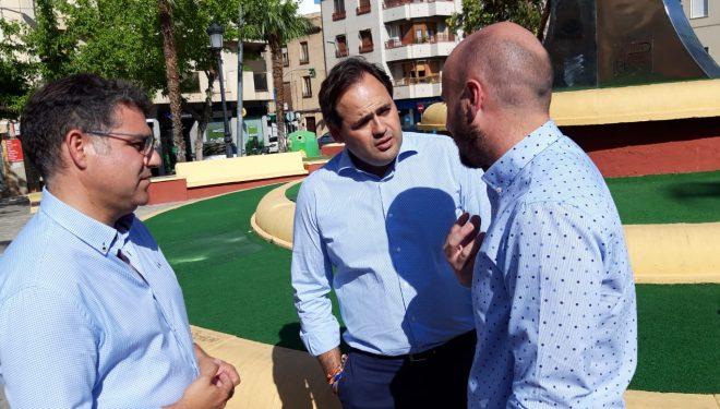 Núñez critica en Hellín la falta de apoyo de García-Page para reindustrializar la comarca