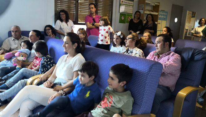La Hermandad de La Virgen de la Alegría organiza un acto de entretenimiento