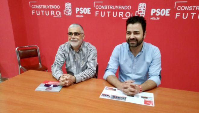 Emilio Pinar y Carlos Castillo desglosaron las áreas de Servicio Sociales, Sanidad y Consumo