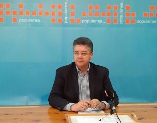 Moreno Moya adelanta algunas de las medidas del programa electoral que presentará mañana Francisco Núñez