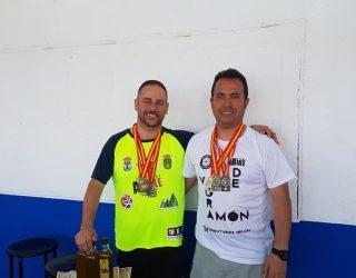 Agustín Gabalrrón campeón de España de Orientabike