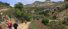 Elche de la Sierra será el próximo destino de la ruta de senderismo de la Diputación Provincial