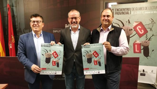 Hellín acoge el 'XVII Encuentro Provincial de Clubes de Lectura'