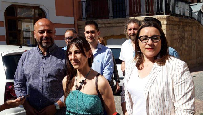 García Molina pide a García-Page que se acuerde de  Andalucía a la hora de formar gobierno en Castilla-la Mancha
