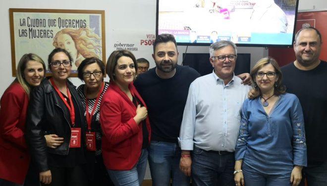 Ramón García cree que su partido se ha ganado la oportunidad de volver a gobernar en Hellín